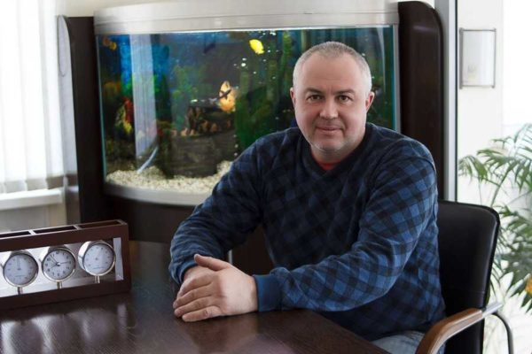 Колмогоров Андрей Юрьевич
