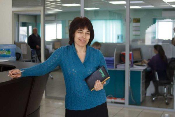 Корнеева Евгения Ивановна