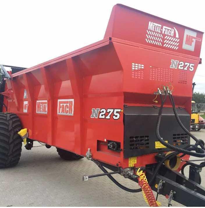 Навозоразбрасыватель N-275 - 14 тонн купить. Выгодные цены